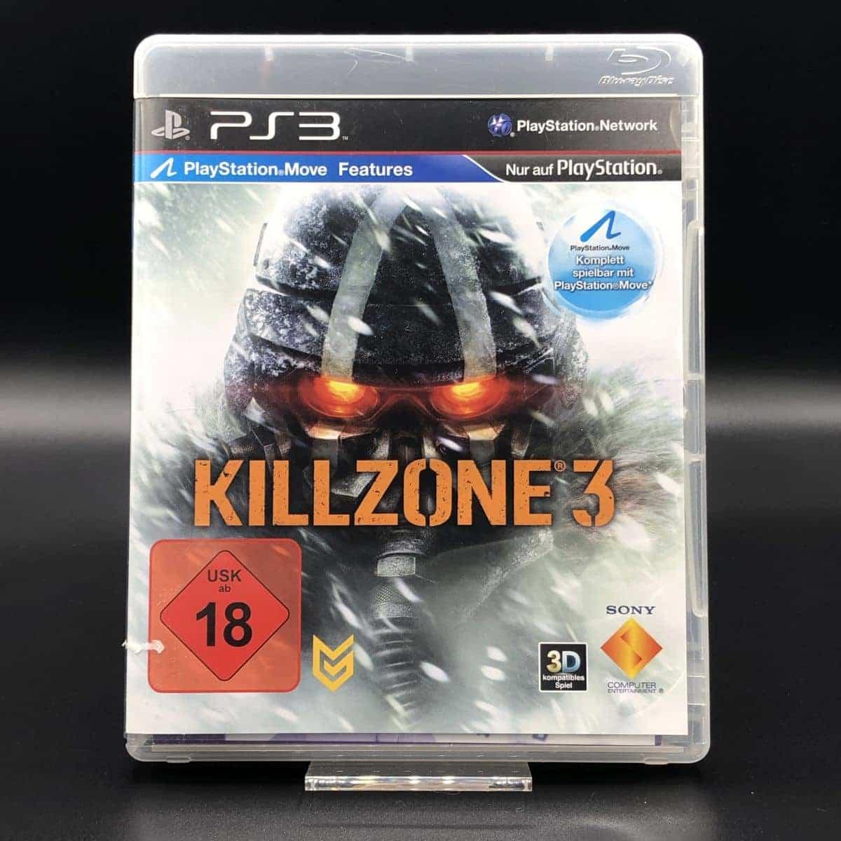 PS3 Killzone 3 (Komplett) (Sehr gut) Sony PlayStation 3 (FSK18)