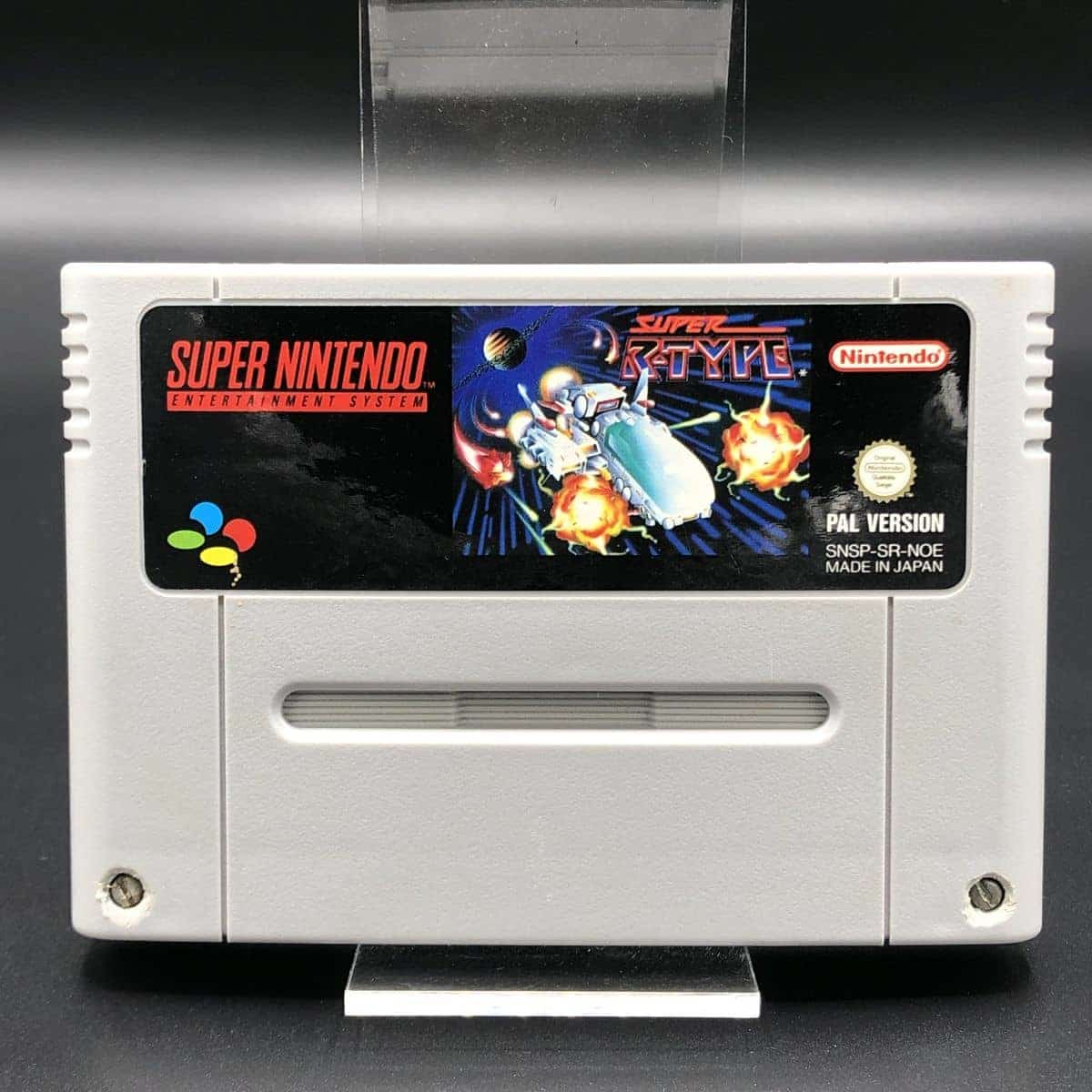 SNES Super R-Type (Modul) (Sehr gut) Super Nintendo