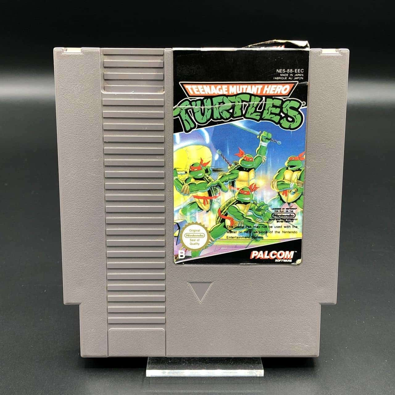 NES Teenage Mutant Hero Turtles (Modul) (Gut) Nintendo Entertainment System