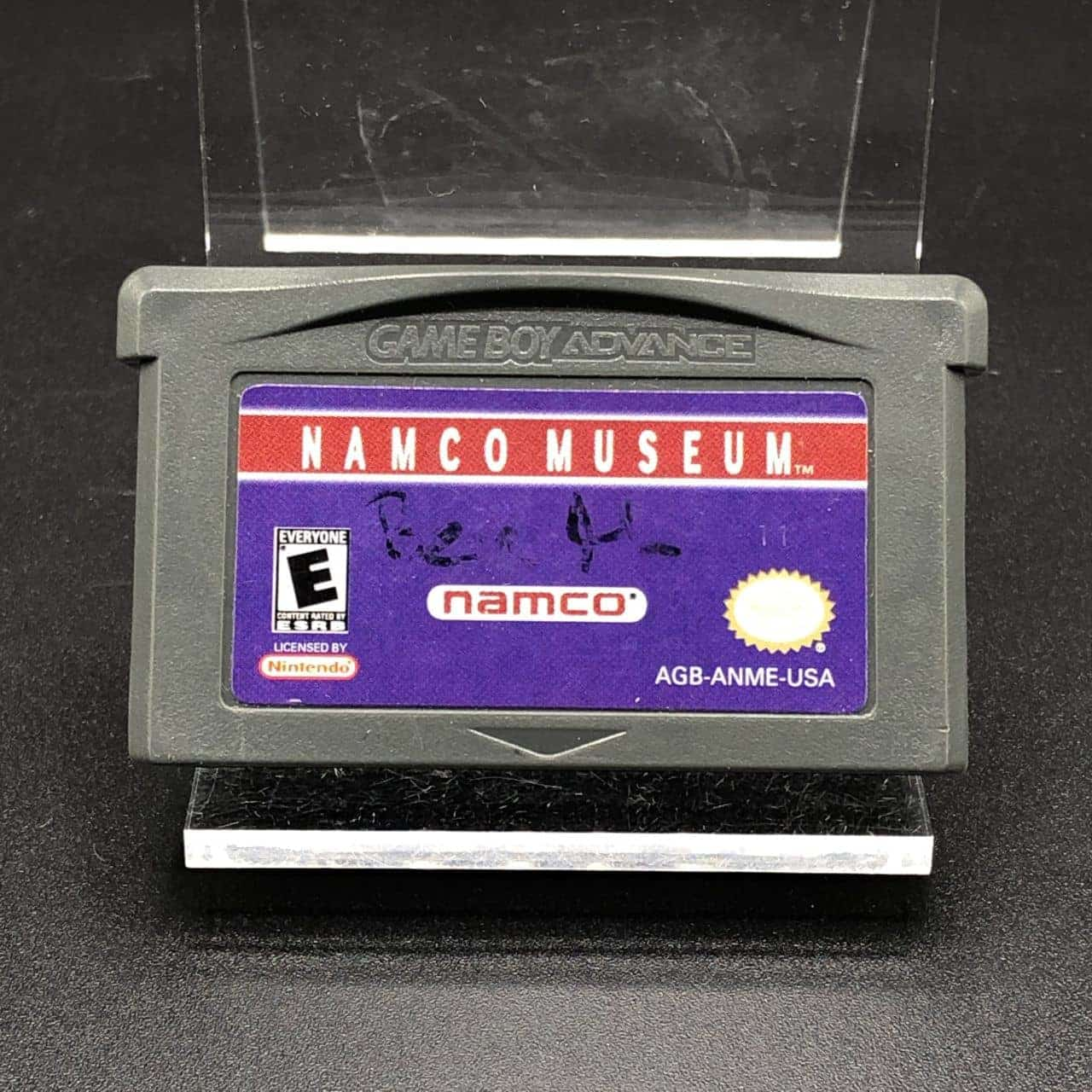 GBA Namco Museum (Import USA) (Modul) (Gebrauchsspuren) Nintendo Game Boy Advance