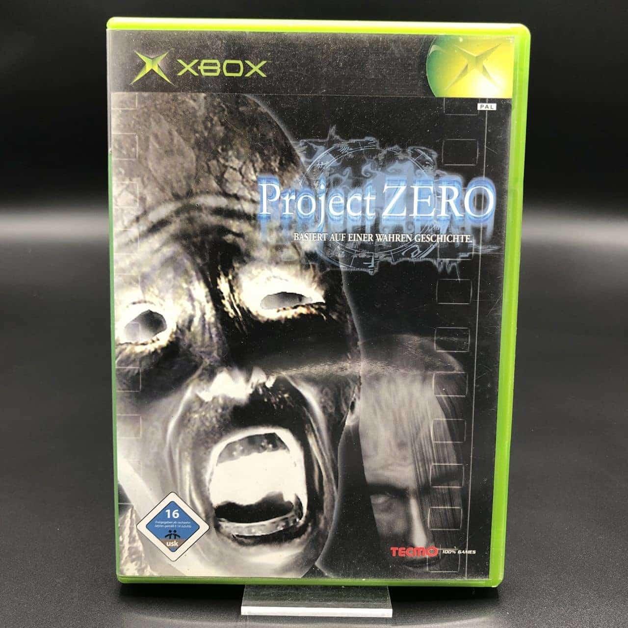 XBC Project Zero (Komplett) (Gut) Microsoft Xbox Classic