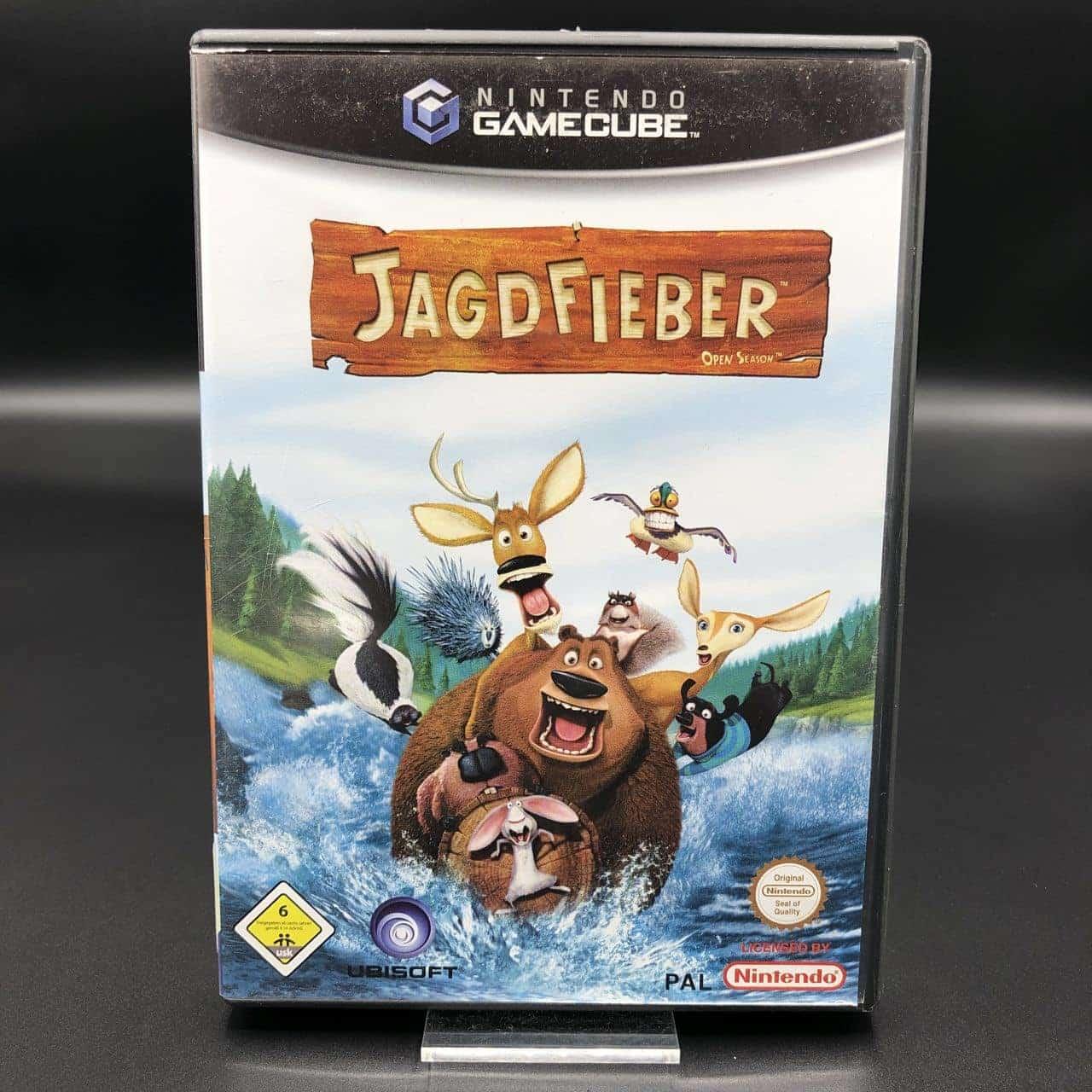 GC Jagdfieber (Komplett) (Sehr gut) Nintendo GameCube