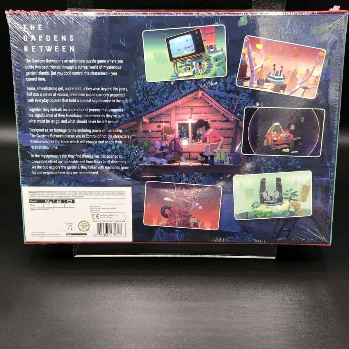The Gardens Between (Collector's Edition) (NEU) Nintendo Switch