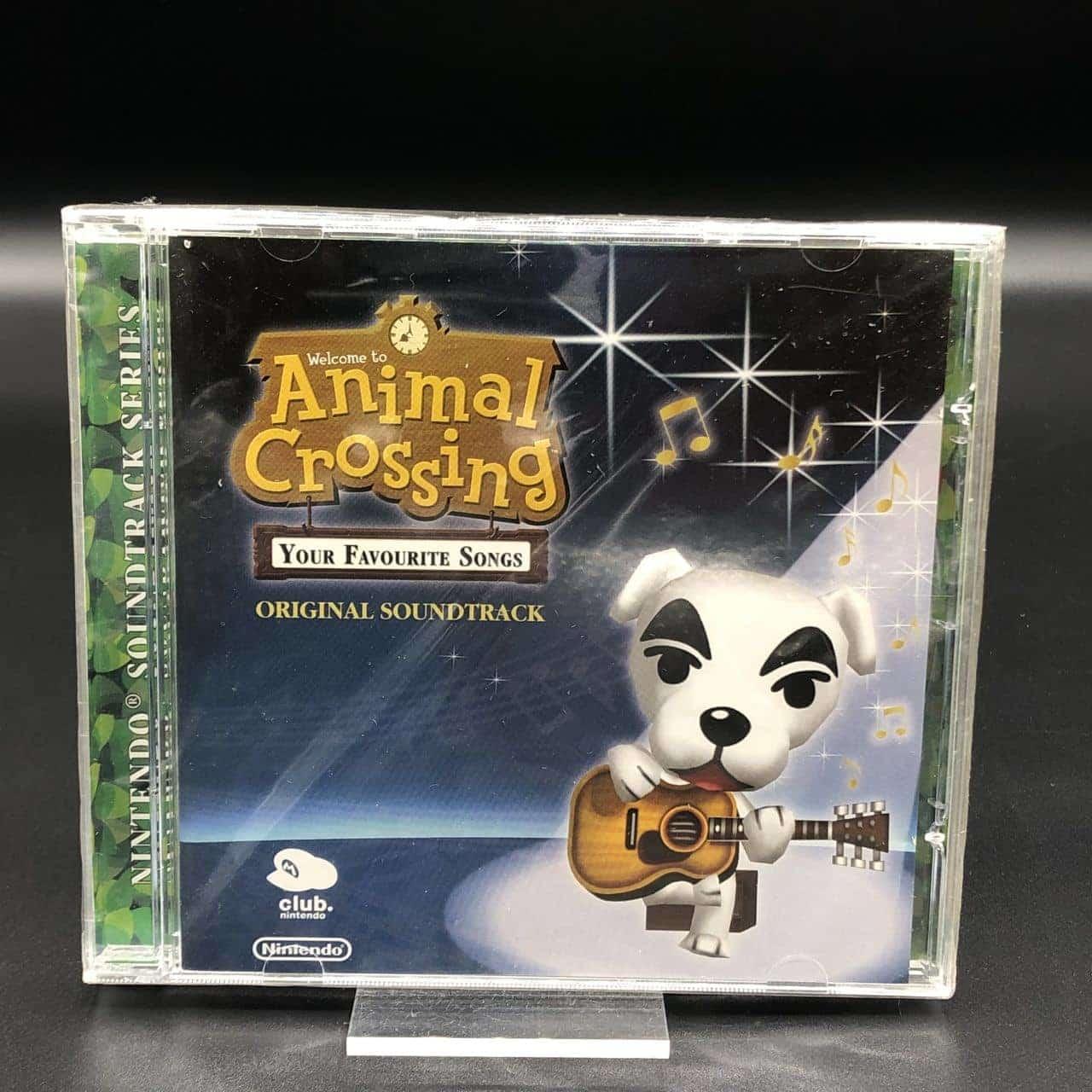 Animal Crossing: Your Favorite Songs (Original Soundtrack) (NEU)