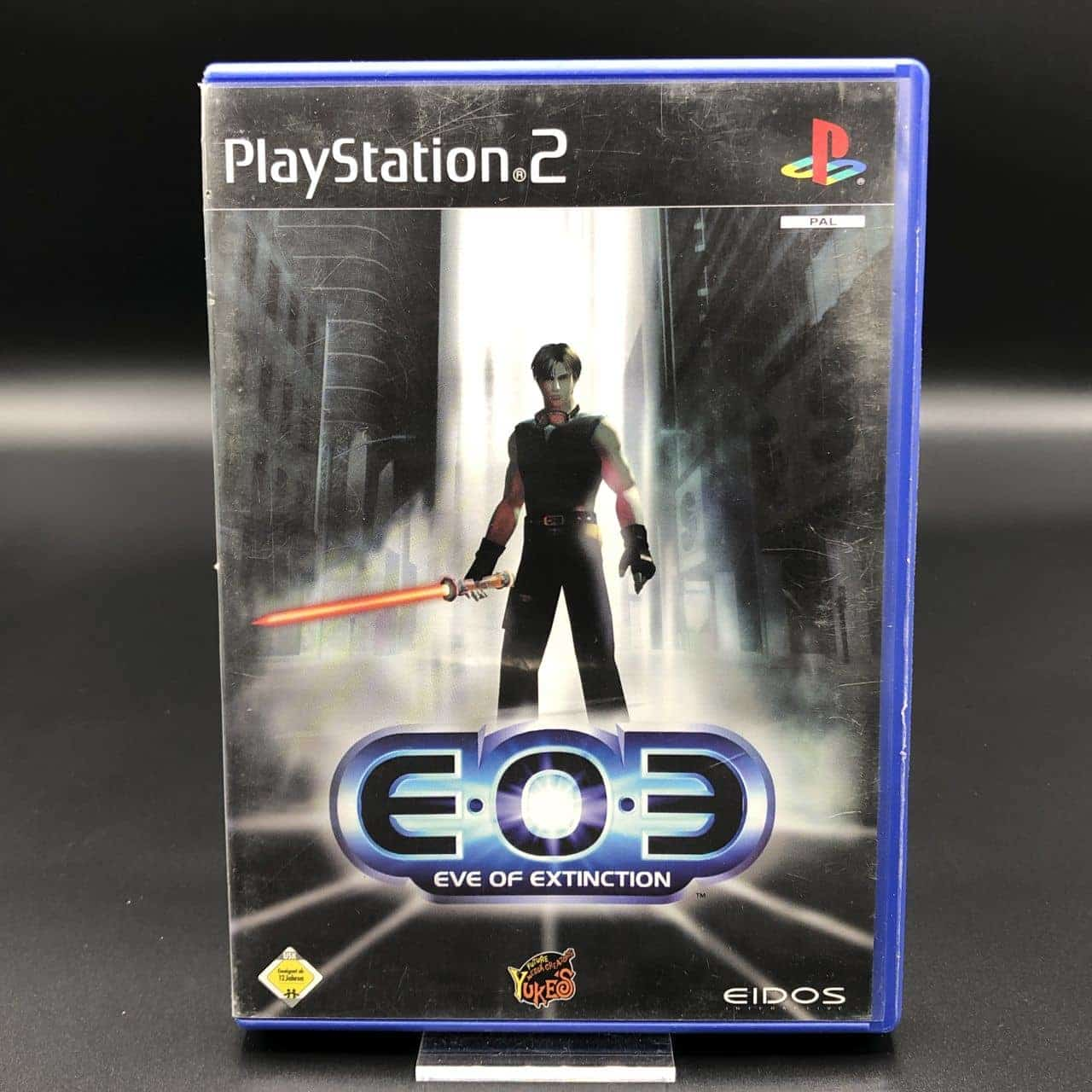 PS2 EOE: Eve of Extinction (ohne Anleitung) (Gut) Sony PlayStation 2
