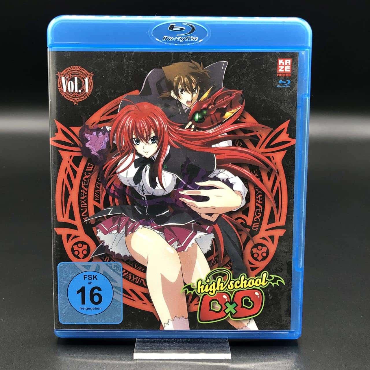 High School Vol. 1 (Blu-Ray) (Sehr gut) Anime