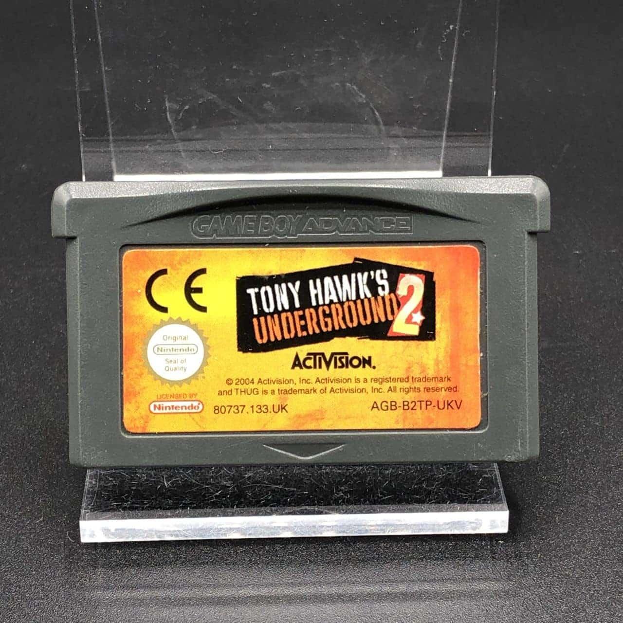 GBA Tony Hawk's Underground 2 (Modul) (Gut) Nintendo Game Boy Advance