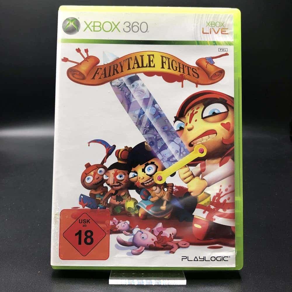 Fairytale Fights (Komplett) (Sehr gut) XBOX 360 (FSK18)