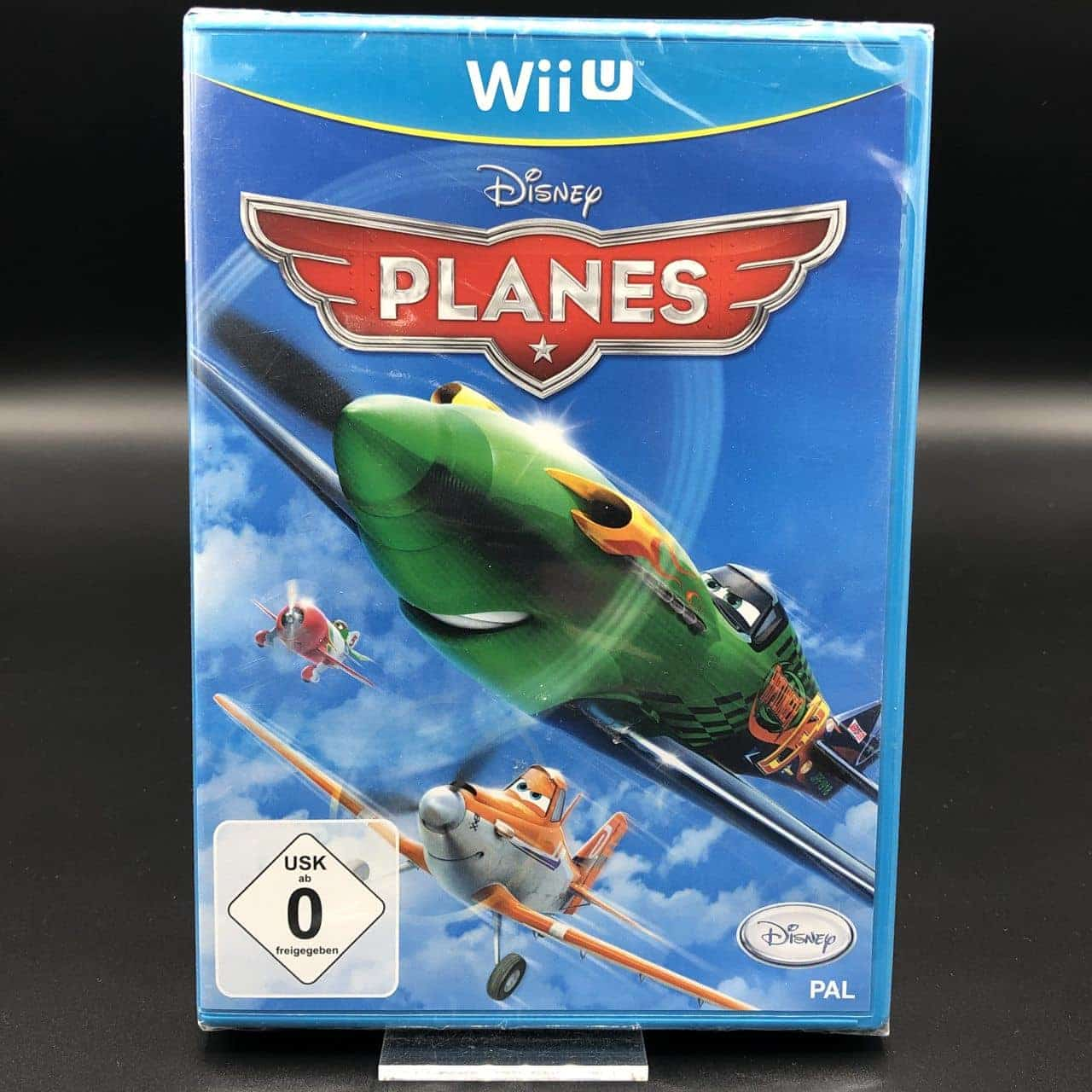 Disney Planes (NEU) Nintendo WiiU