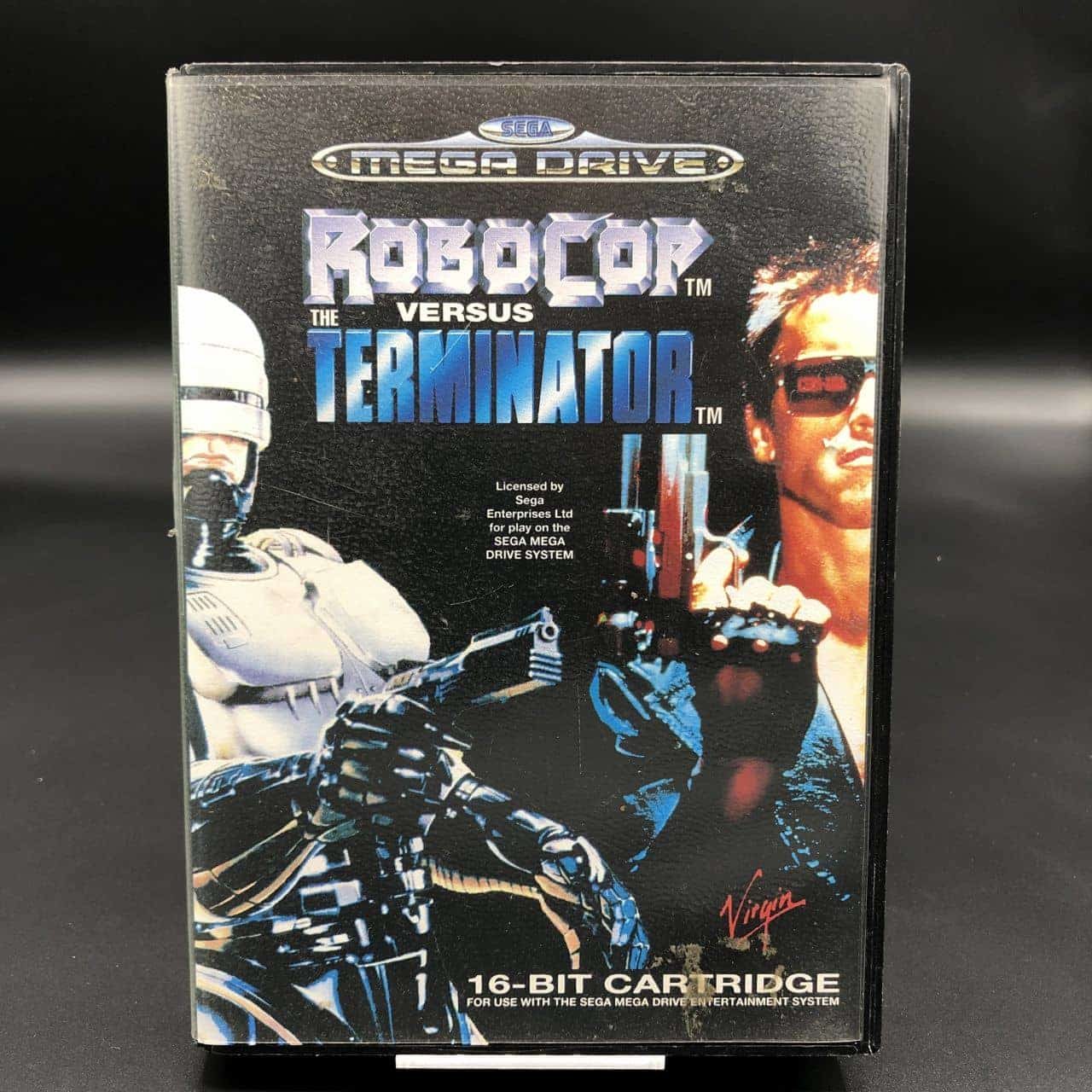 RoboCop Versus The Terminator (ohne Anleitung) (Sehr gut) Sega Mega Drive