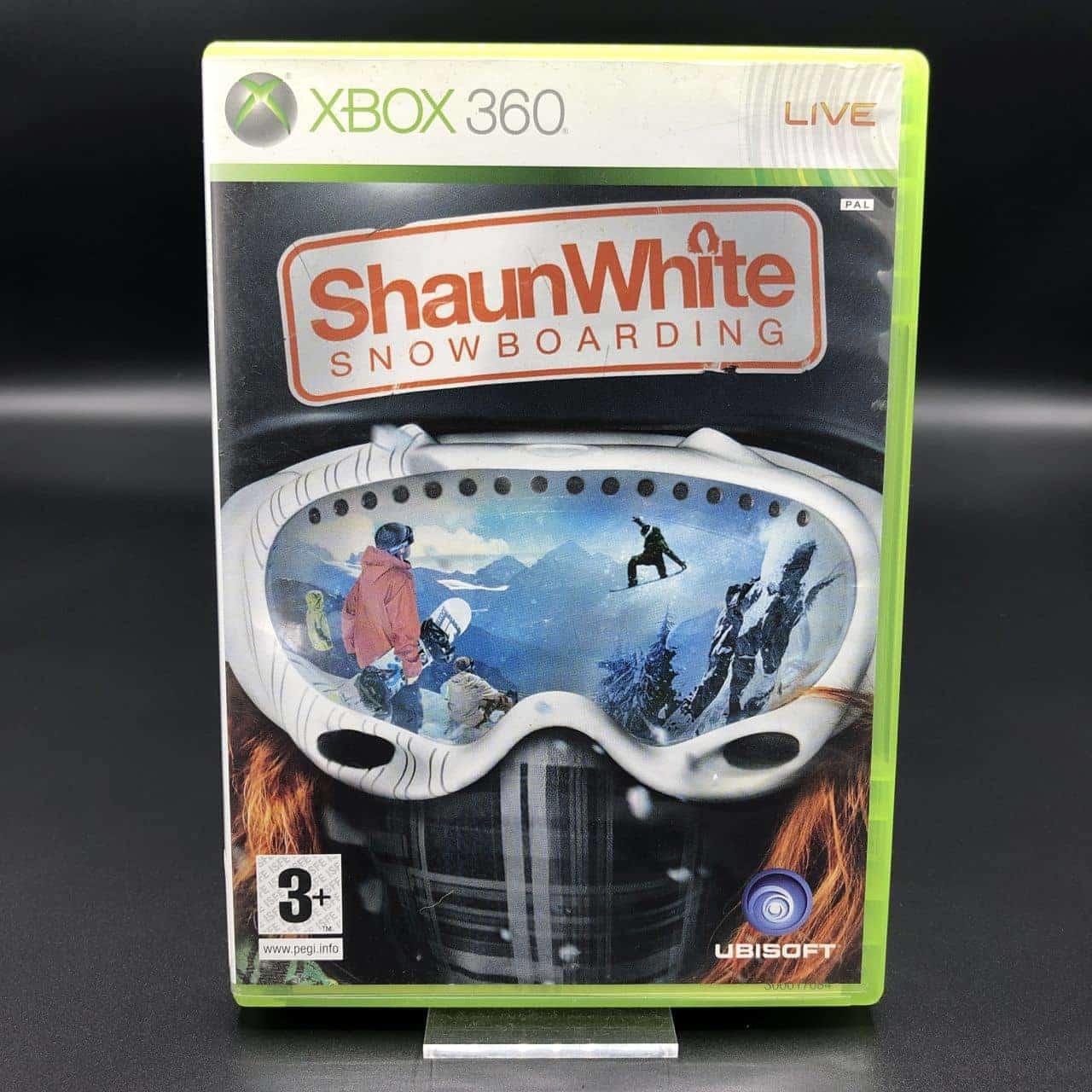 Shaun White Snowboarding (Komplett) (Sehr gut) Xbox 360