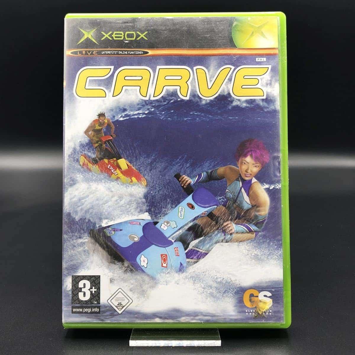 XBC Carve (Komplett) (Sehr gut) Microsoft Xbox Classic