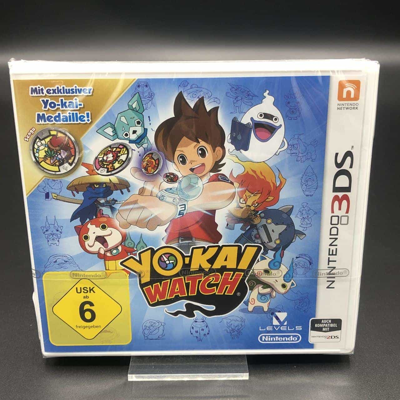Yo-Kai Watch (NEU) Nintendo 3DS