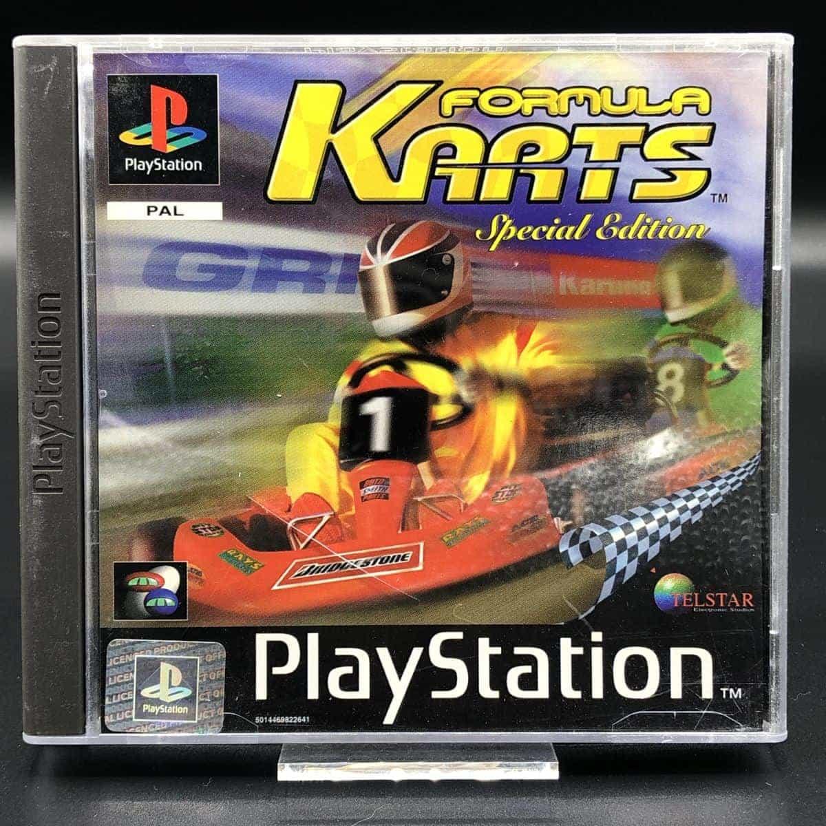 PS1 Formula Karts Special Edition (Komplett) (Sehr gut) Sony PlayStation 1