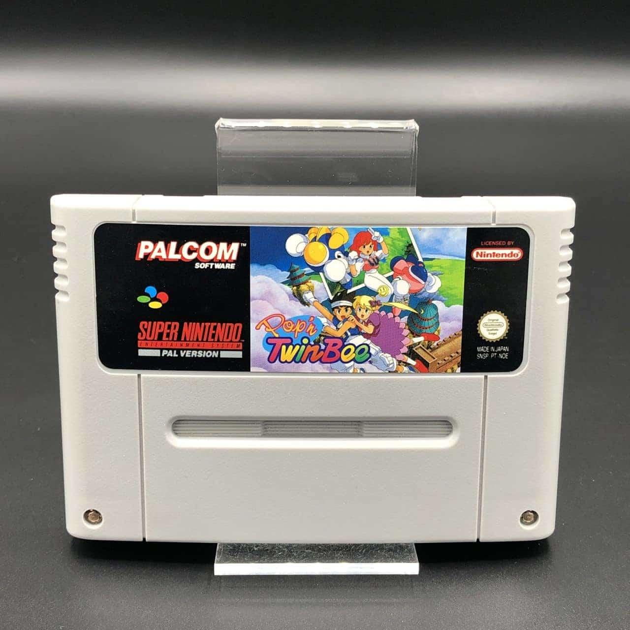SNES Pop'n TwinBee (Modul) (Sehr gut) Super Nintendo