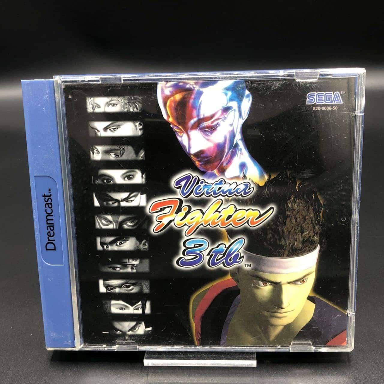 Virtua Fighter 3tb (Komplett) (Gut) Sega Dreamcast