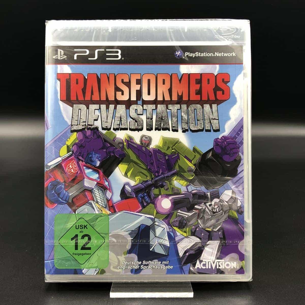 PS3 Transformers: Devastation (NEU) Sony PlayStation 3