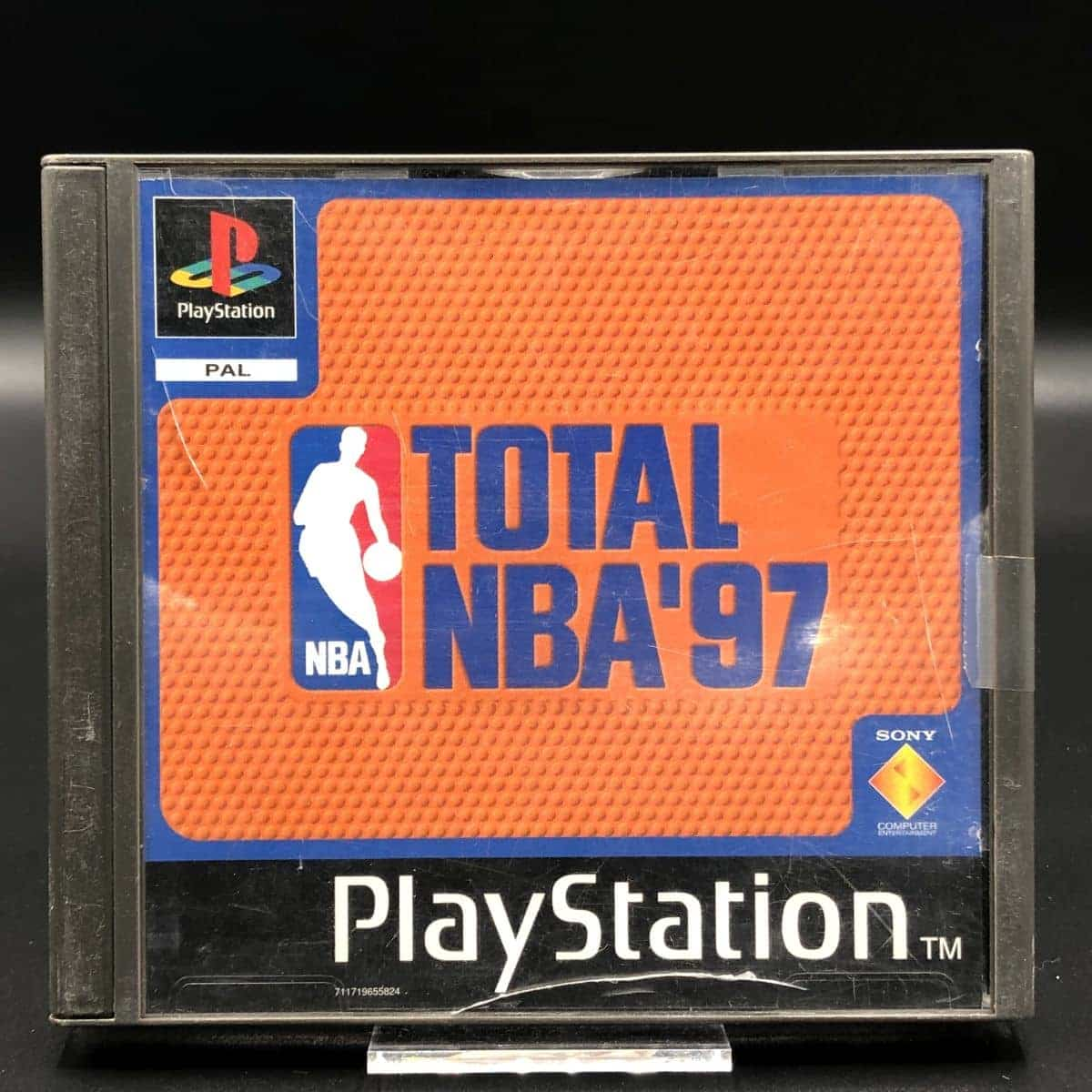 PS1 Total NBA 97 (Komplett) (Gebrauchsspuren) Sony PlayStation 1