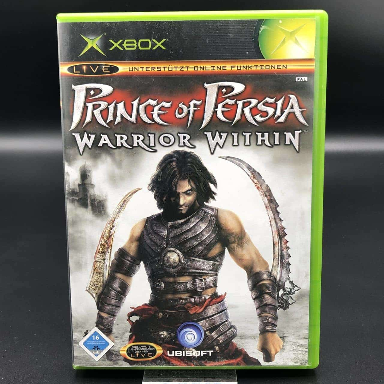 XBC Prince of Persia: Warrior Within (Komplett) (Sehr gut) Microsoft Xbox Classic