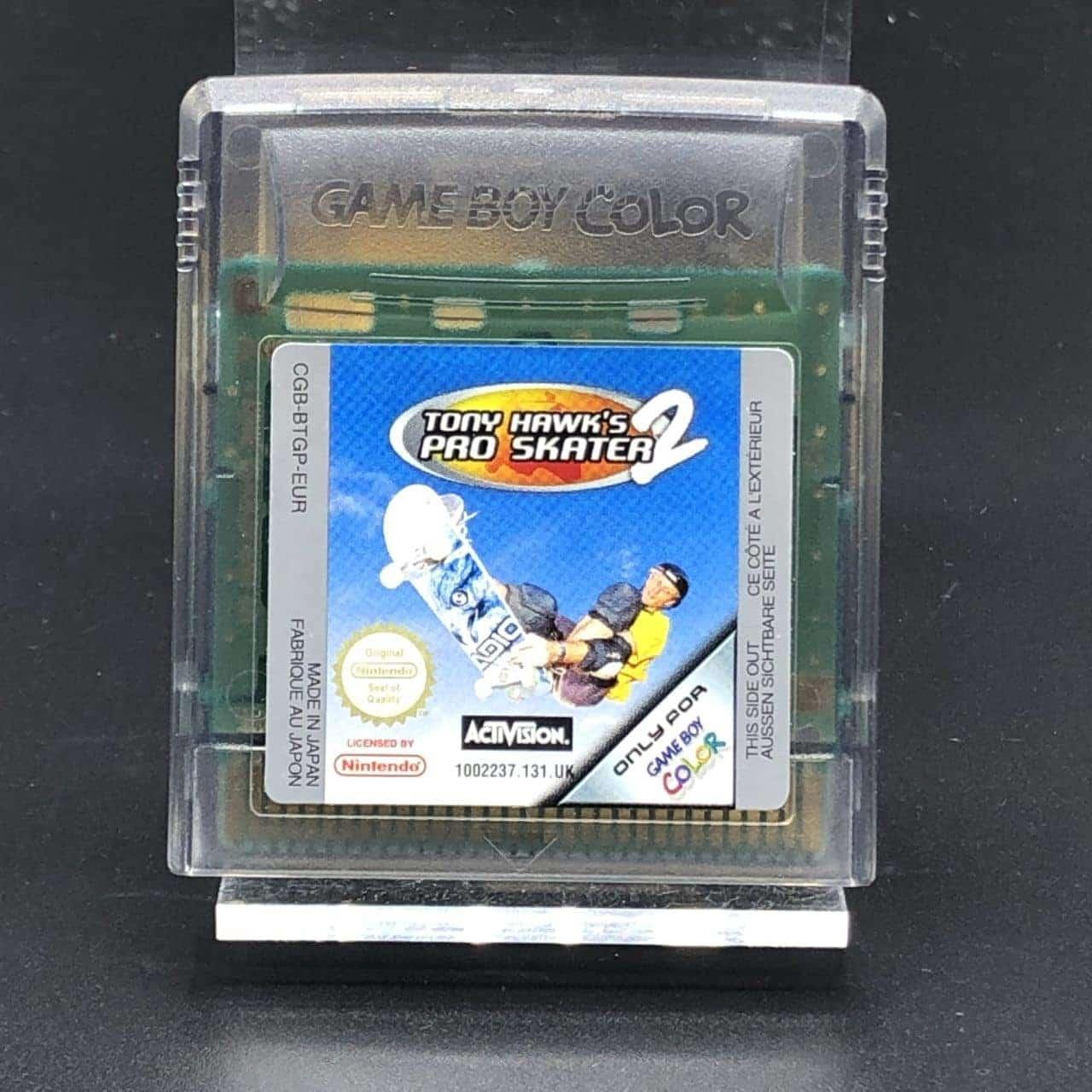 GBC Tony Hawks Pro Skater 2 (Modul) (Sehr gut) NIntendo Game Boy Color