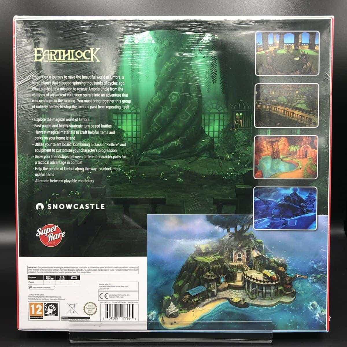 Earthlock (Collector's Edition) (NEU) Nintendo Switch