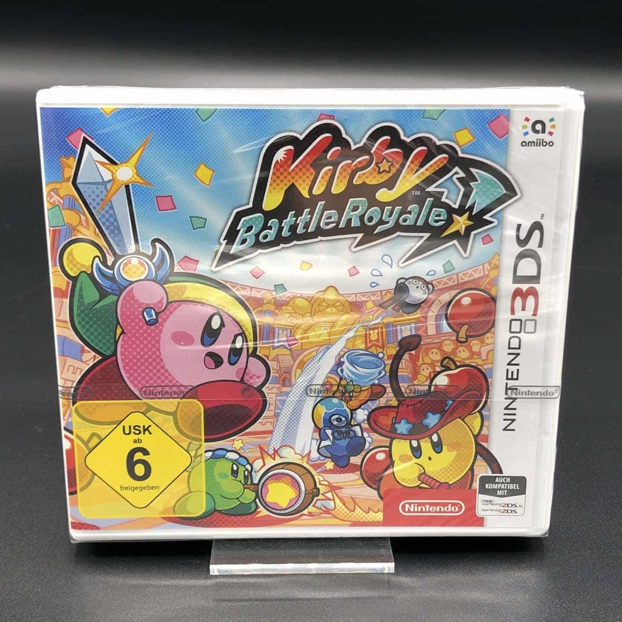 Kirby Battle Royale (NEU) Nintendo 3DS