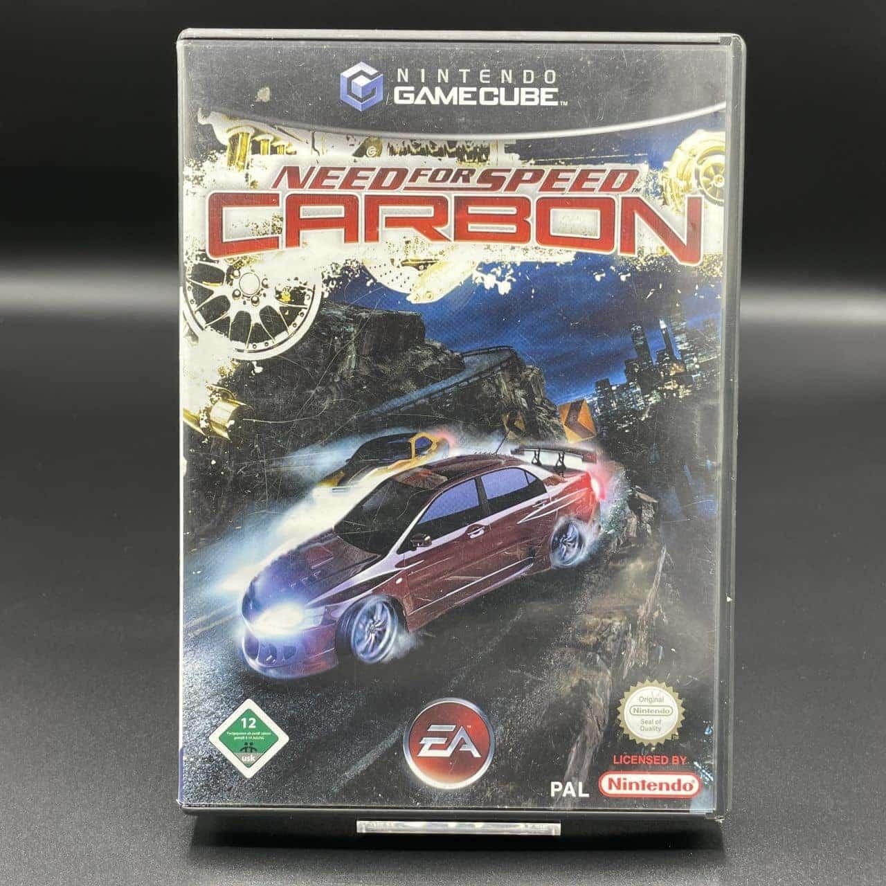 GC Need for Speed: Carbon (Komplett) (Gut) Nintendo GameCube