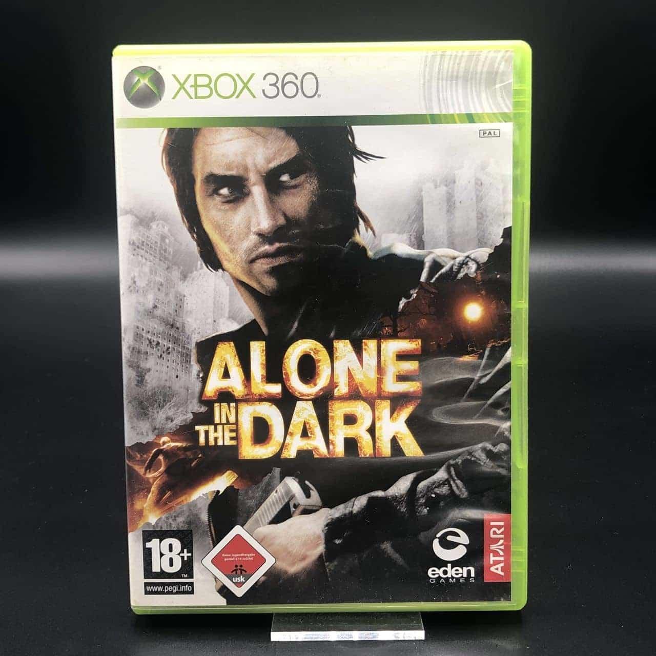 Alone in the Dark (Komplett) (Sehr gut) XBOX 360 (FSK18)