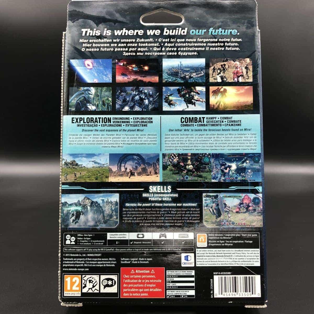 Xenoblade Chronicles X (Sehr gut) (Komplett) Nintendo WiiU