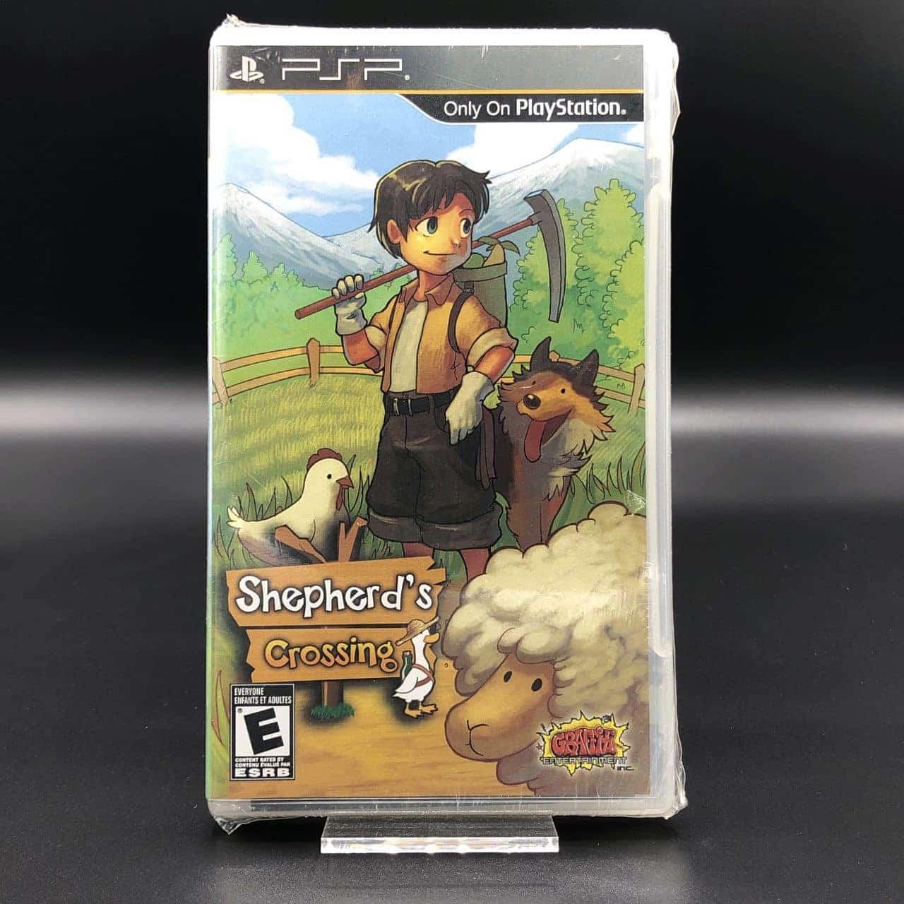 PSP Shepherd's Crossing (NEU) Sony PlayStation Portable