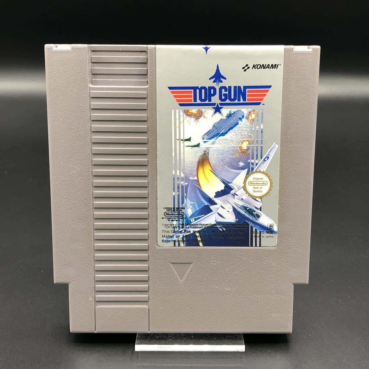 NES Top Gun (Modul) (Sehr gut) Nintendo Entertainment System