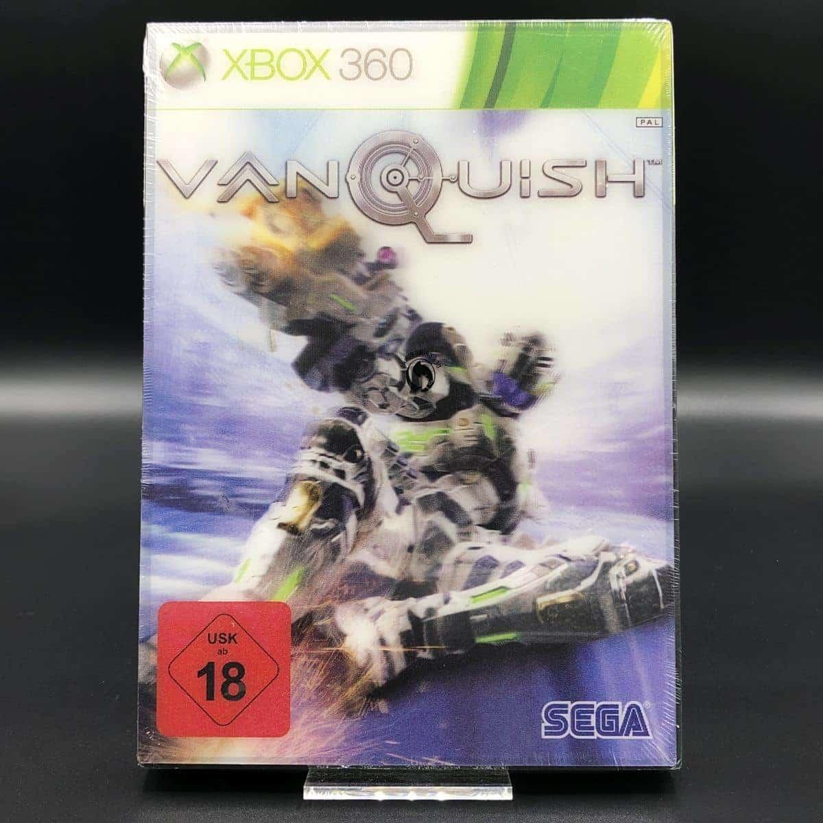 Vanquish (NEU) XBOX 360 (FSK18)
