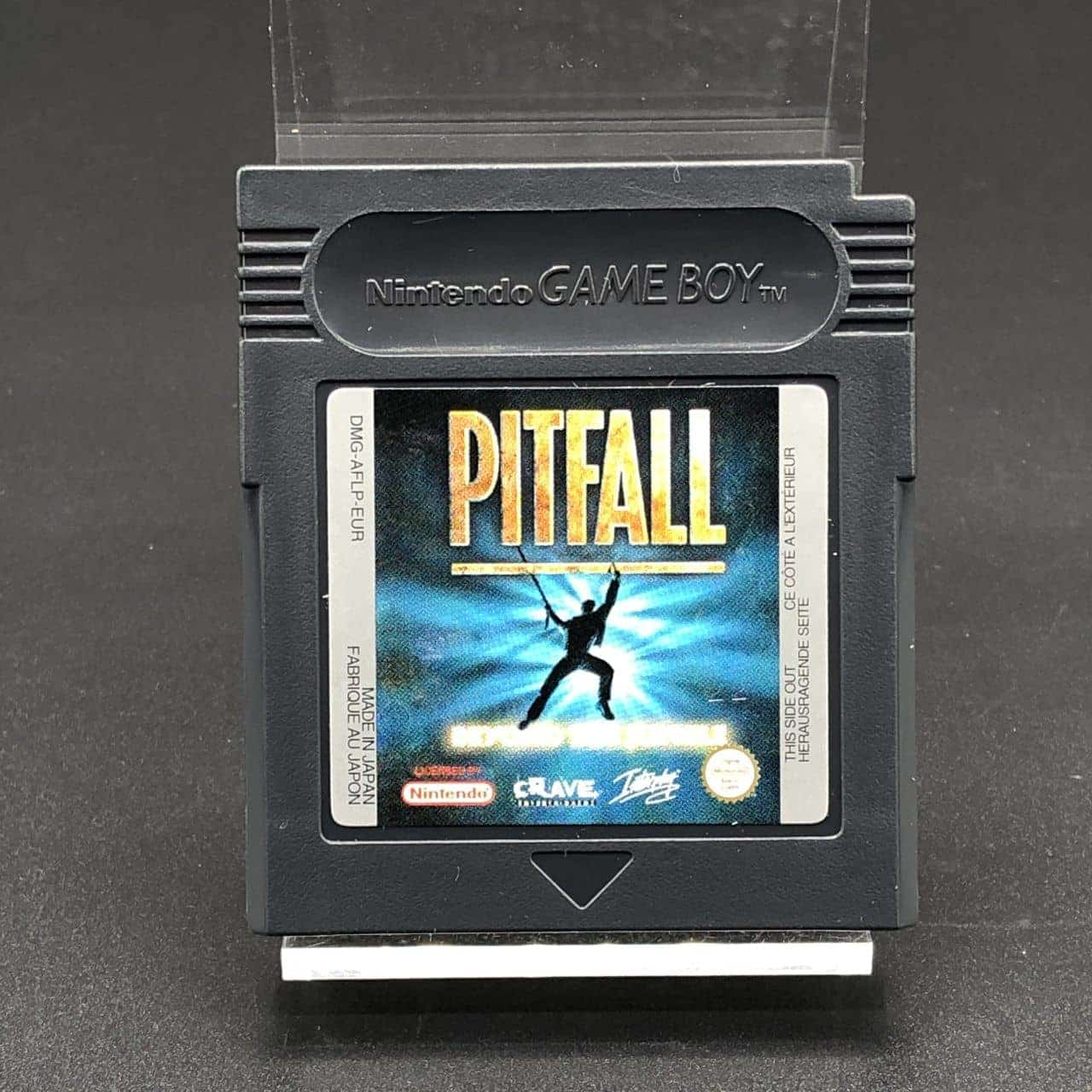 GBC Pitfall: Beyond the Jungle (Modul) (Sehr gut) Nintendo Game Boy Color