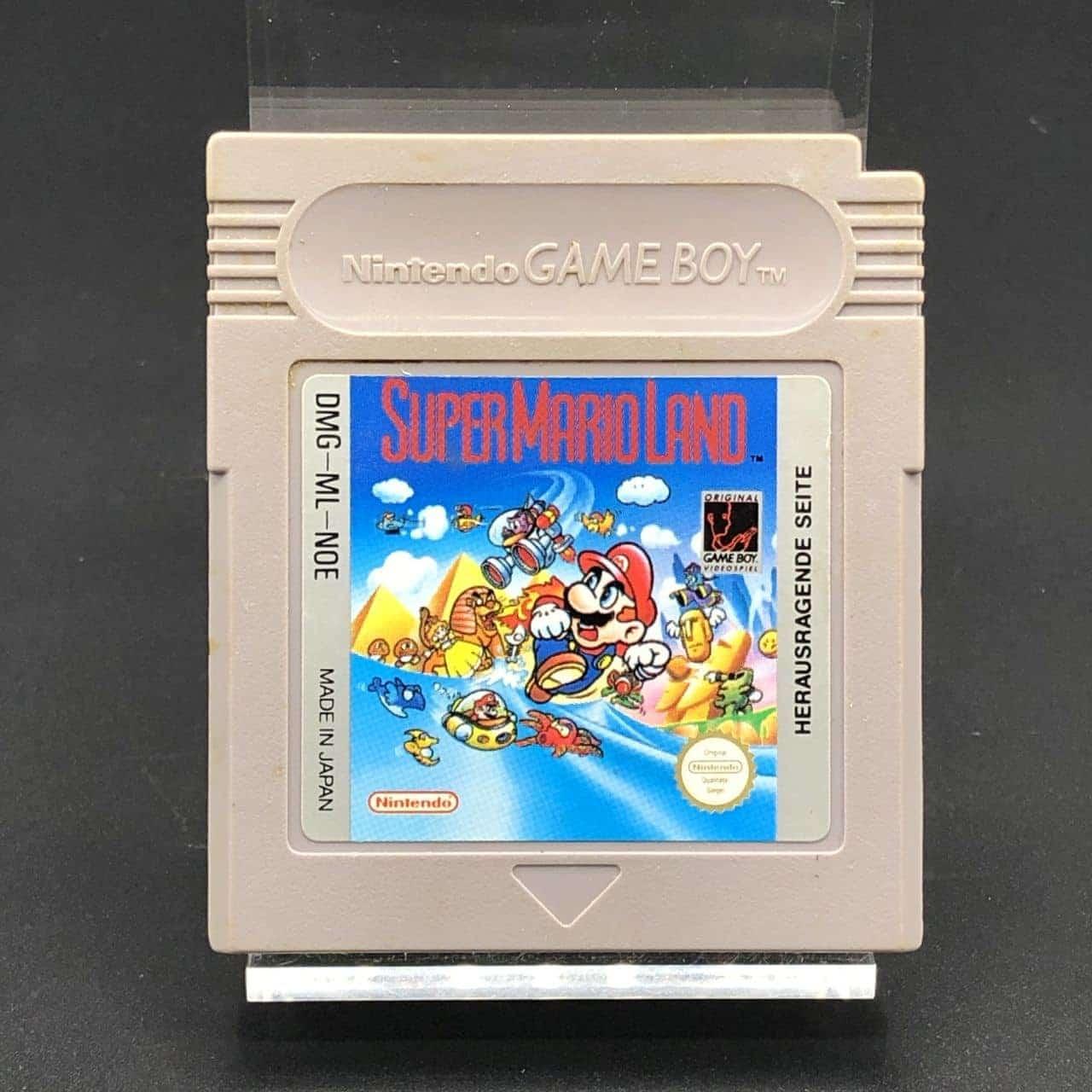 GB Super Mario Land (Modul) (Gut) Nintendo Game Boy