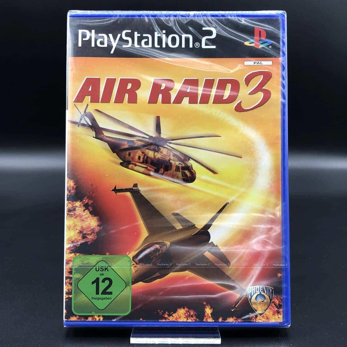 PS2 Air Raid 3 (NEU) Sony PlayStation 2