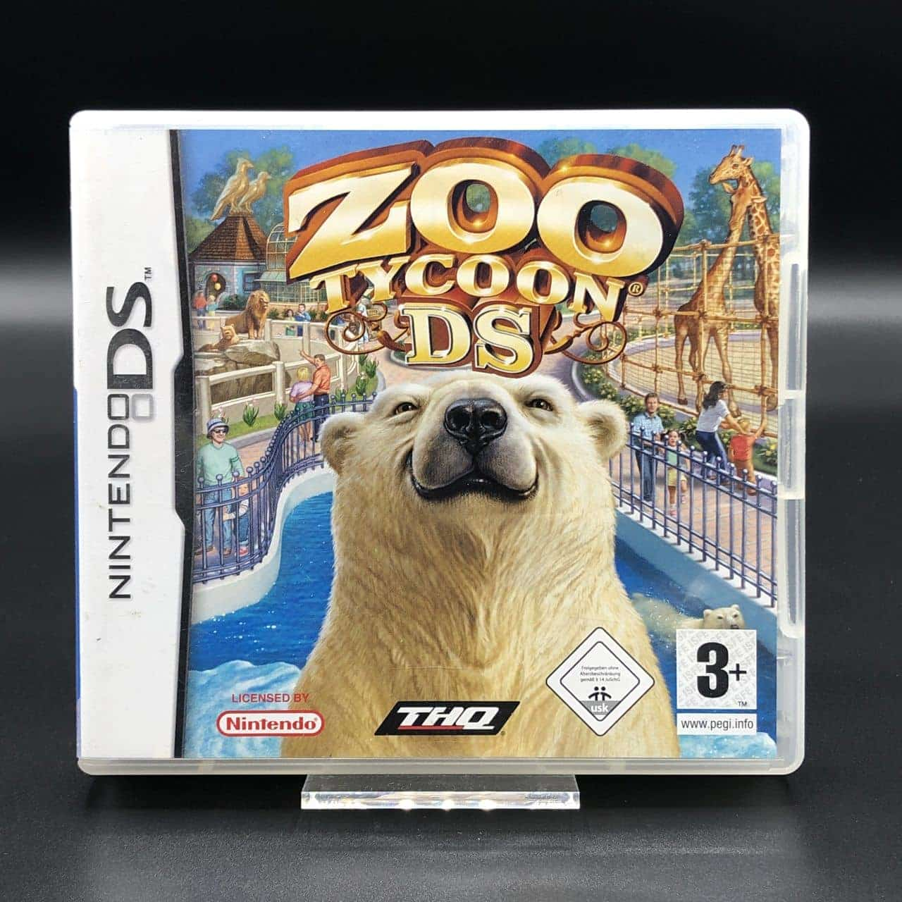 Zoo Tycoon DS (ohne Anleitung) (Gut) Nintendo DS