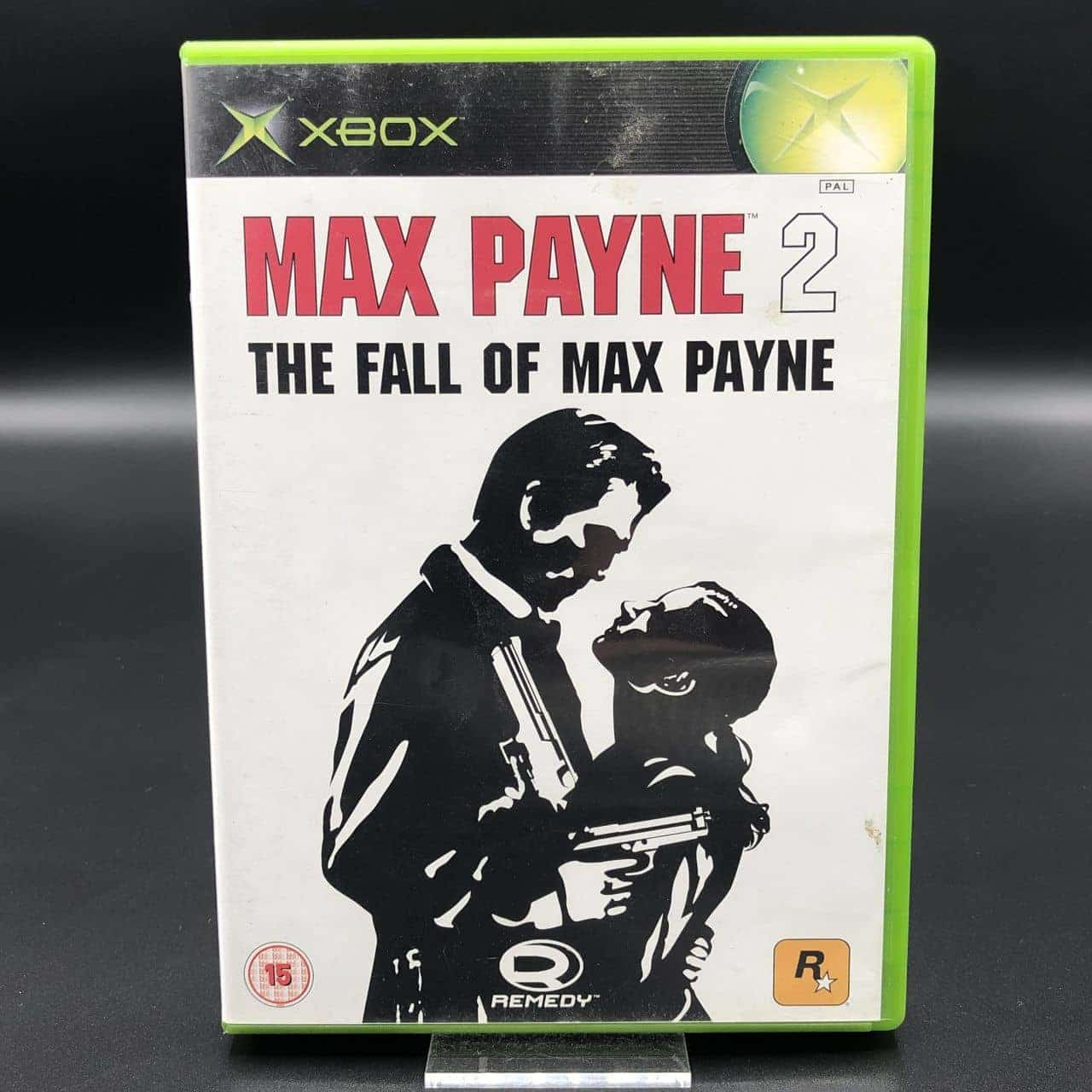XBC Max Payne 2: The Fall of Max Payne (Komplett) (Sehr gut) Microsoft Xbox Classic (FSK18)