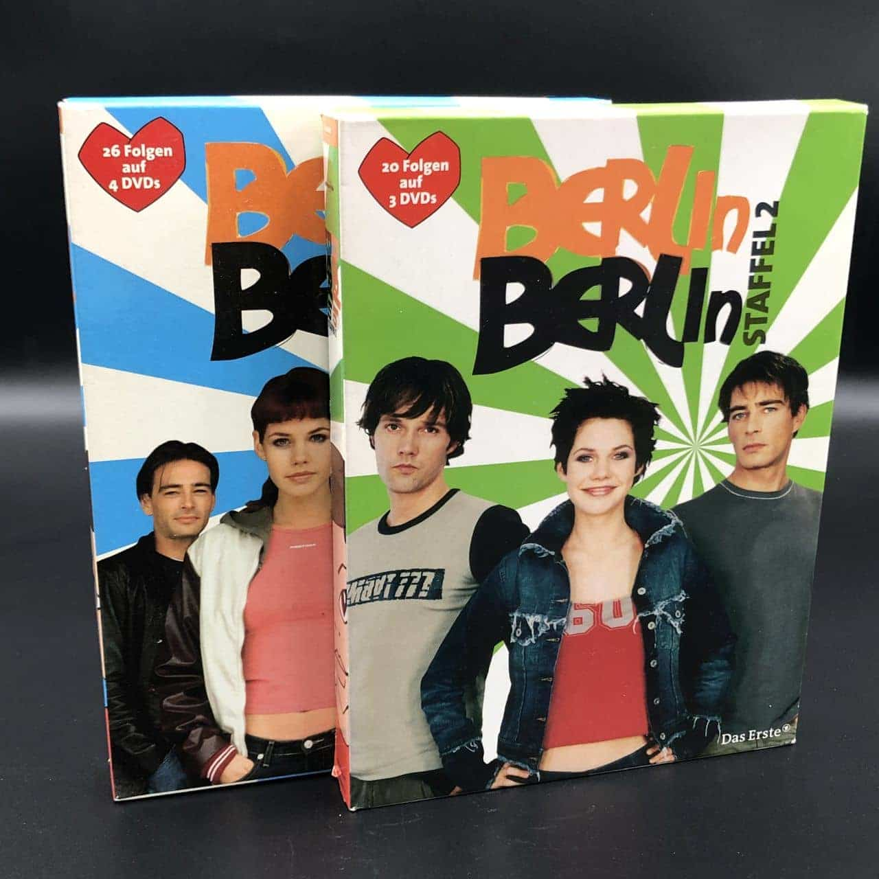 Berlin Berlin Serie, Staffel 1-2, DVD