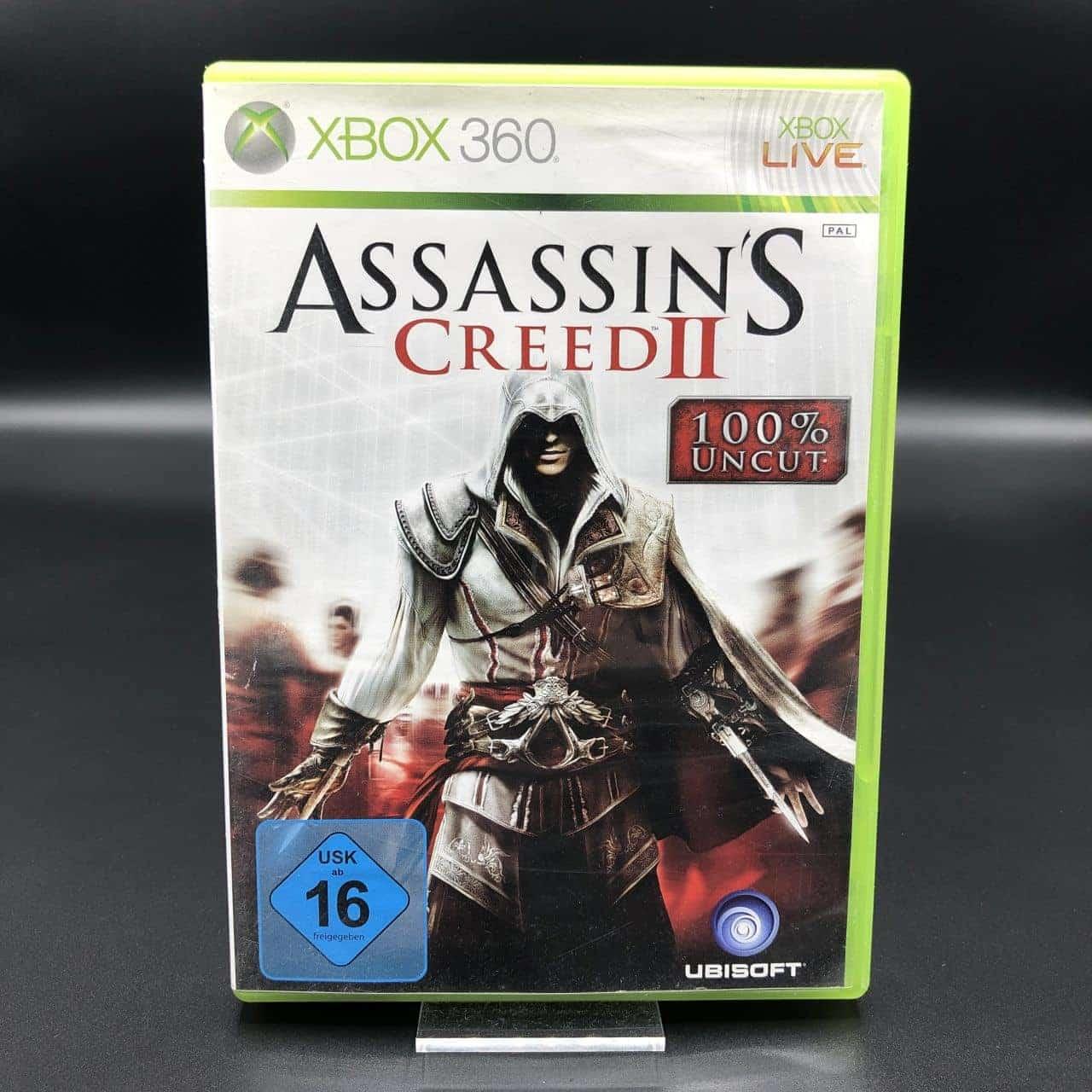 Assassin's Creed II (Komplett) (Sehr gut) Xbox 360