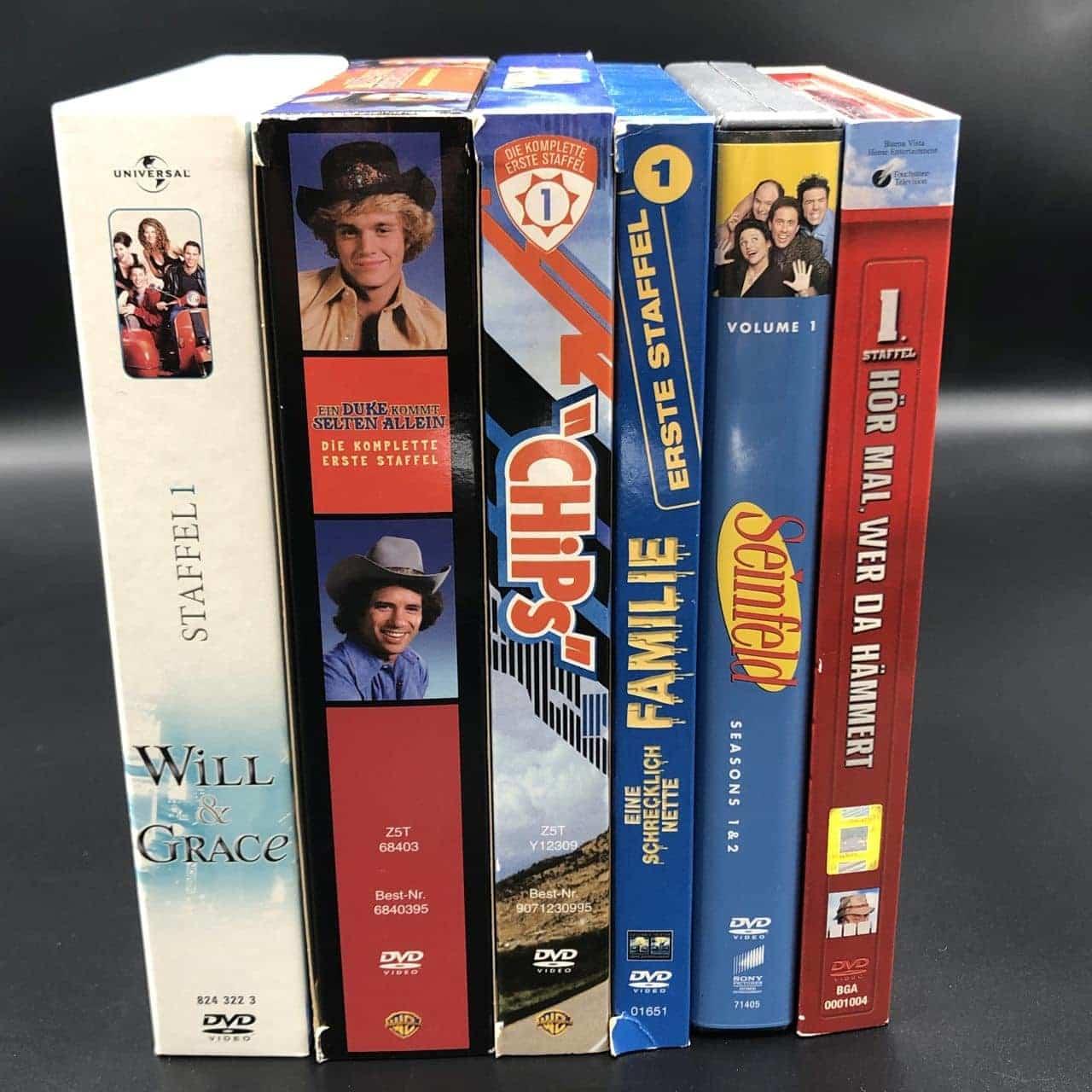 Serien Bundle/ Sammlung, DVD #2