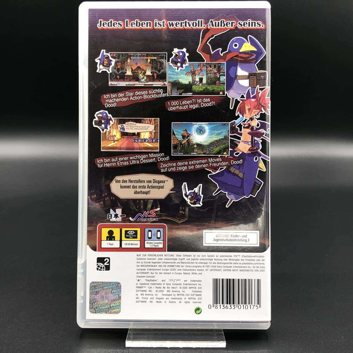 PSP Prinny: Can I Really Be the Hero? (Komplett) (Sehr gut) Sony PlayStation Portable
