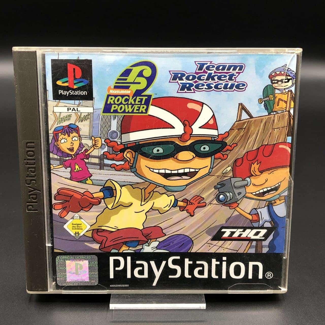 PS1 Team Rocket Rescue (Komplett) (Sehr gut) Sony PlayStation 1