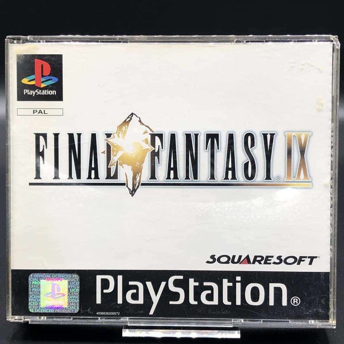 PS1 Final Fantasy IX (Komplett) (Gut) Sony PlayStation 1