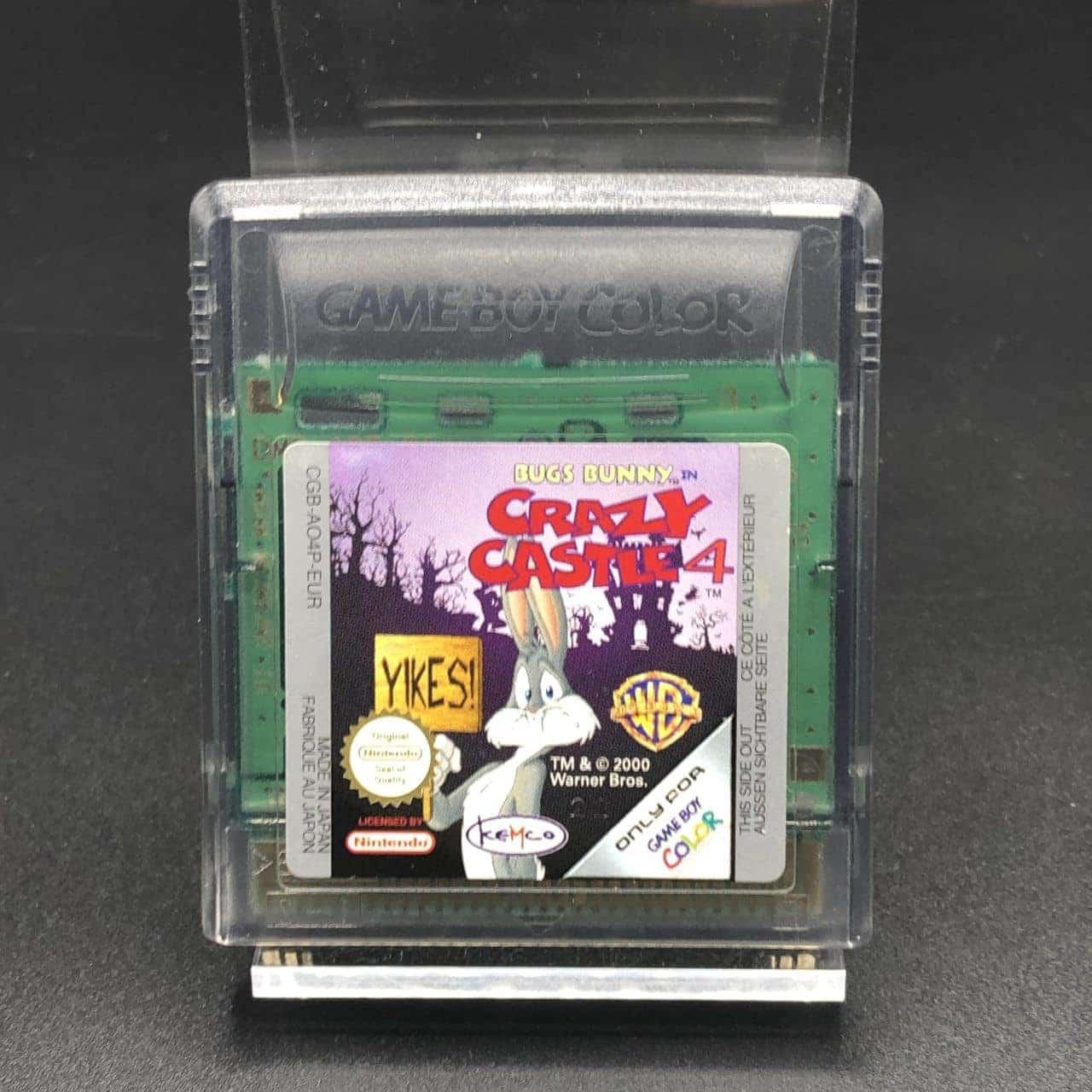 GBC Bugs Bunny in Crazy Castle 4  (Modul) (Sehr gut) Nintendo Game Boy Color