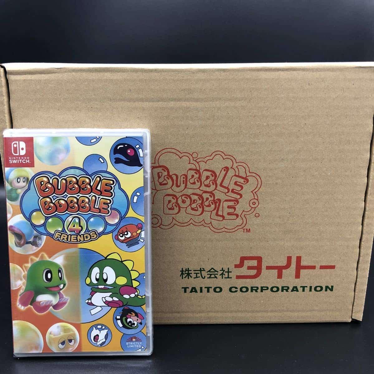 Bubble Bobble 4 Friends (Collector's Edition) (NEU) Nintendo Switch