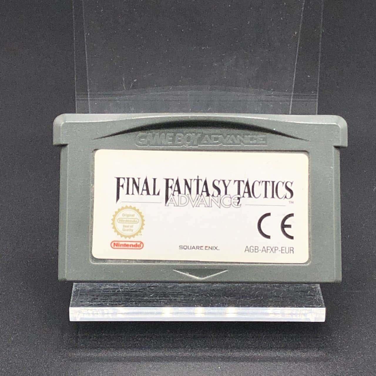 GBA Final Fantasy Tactics Advance (Modul) (Gut) Game Boy Advance