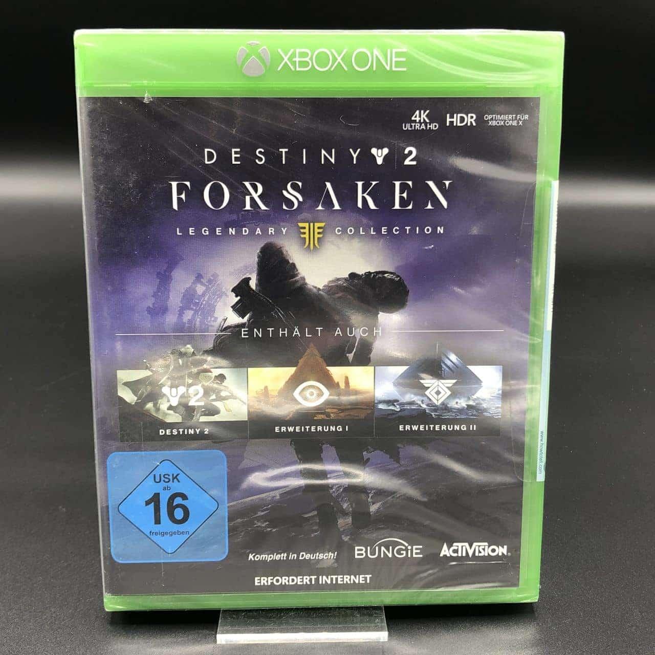 Destiny 2 Forsaken (Legendary Collection) (NEU) Xbox One
