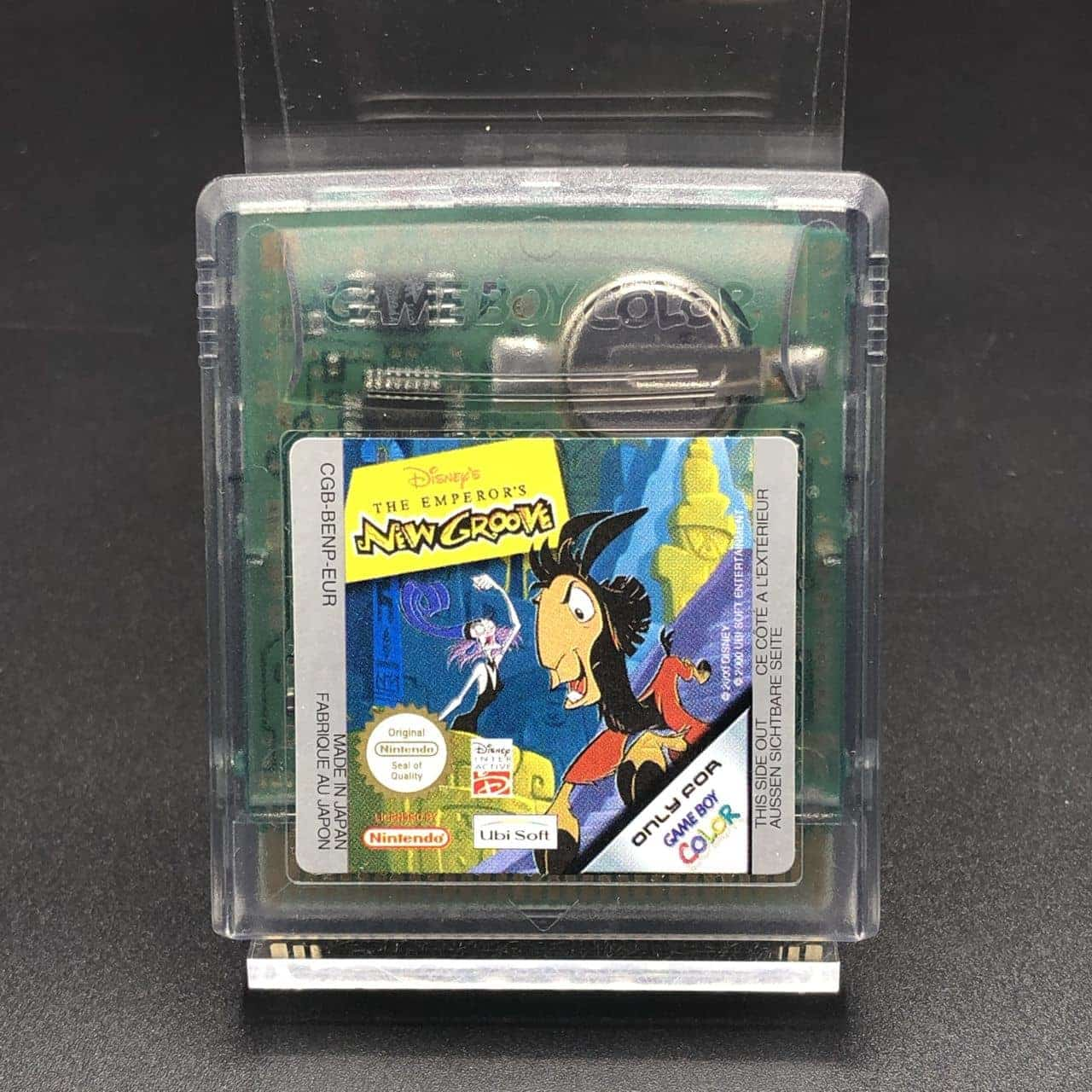GBC The Emperor's New Groove (Modul) (Sehr gut) Nintendo Game Boy Color