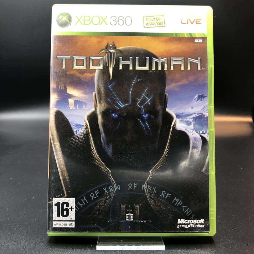 Too Human (Komplett) (Sehr gut) XBOX 360