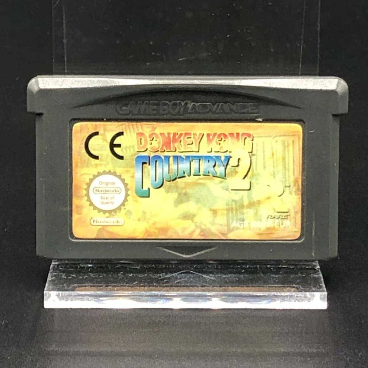 GBA Donkey Kong Country 2: Diddy Kong's Quest (Modul) (Gebrauchsspuren) Game Boy Advance